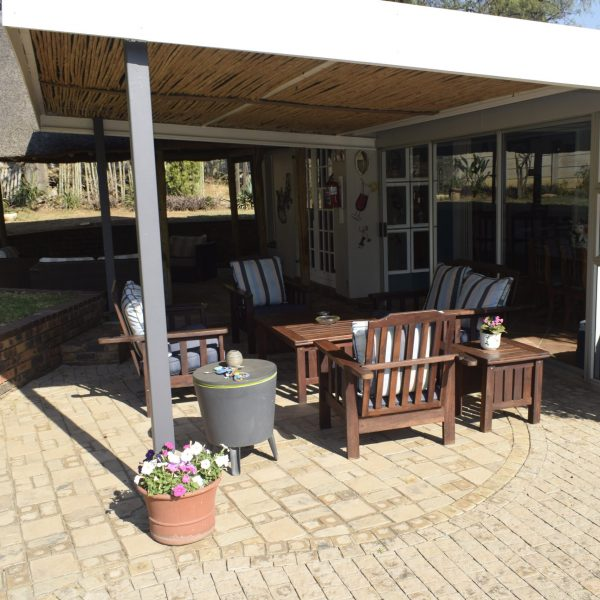 Lala Nathi Guest Sitting Area